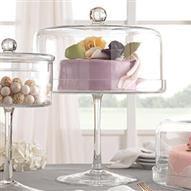 L'Oca Nera Dome Cake Stand