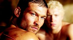 The Original Spartacus - Andy Whitfield