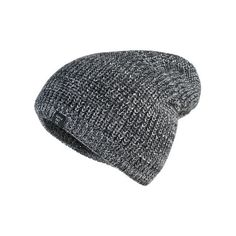 Superdry Almeta Slouch Beanie ($19) ❤ liked on Polyvore featuring accessories, hats, grey, slouchy beanie, beanie hats, slouch beanie hats, slouch beanie and beanie cap