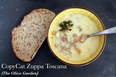 Zuppa Toscana – One of My Favorite Soups. Ever.