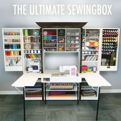 !SEW unbelievable! Die Ultimate SewingBox kommt nach Europa! - The Original ScrapBox Germany