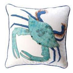King of the Chesapeake Pillow