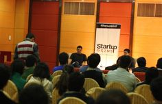 """""""Differences between incubators, and accelerators were also discussed where the audience also posed their questions which were answered by Badar. Basically incubators are supposed to build a proof of concept of an idea, and the idea is validated at this stage. Accelerators come at the stage when the startups are to further grow and build their products and ideas."""""""