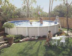 Backyard Oasis Ideas backyard oasis ideas | above ground pool ideas? • backyard oasis