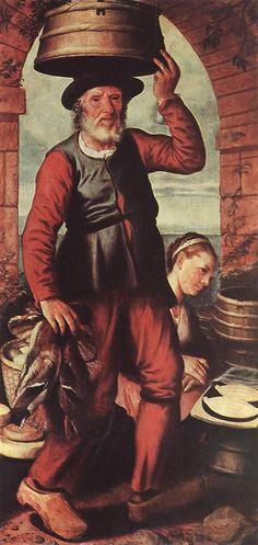 Pieter Aertsen (1508 -1575).