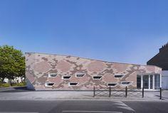 Boa Canteen / D'HOUNDT+BAJART Architects & Associates