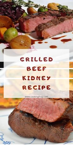 Grilled Beef Kidney Recipe is one of the best meals i've ever made. French chef and author Jacques Pepin says that beef kidneys can be a tender. Pureed Food Recipes, Meat Recipes, Indian Food Recipes, Low Carb Recipes, Vegetarian Recipes, Ethnic Recipes, Drink Recipes, Recipies, Healthy Eating Tips