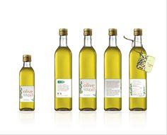 PFP Olive Oil Labels on Behance