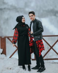 Cute Muslim Couples, Meyou, Anime Muslim, Best Urdu Poetry Images, Stylish Boys, Couple Outfits, Hijab Outfit, Travel Couple, Couple Pictures