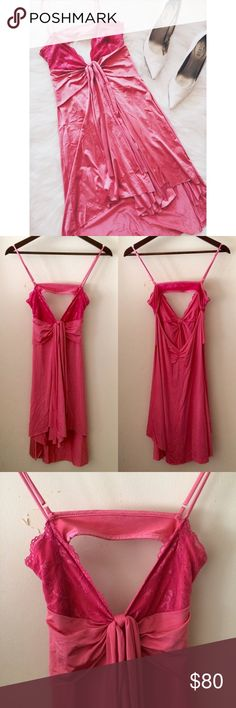 Marciano Pink Dress Size Small Excellent condition! Gorgeous pink Marciano dress. Adjustable straps. 92% Nylon, 8% Spandex. Originally $178.   Tags: Anthropologie Urban Outfitters Forever 21 Brandy Melville Victoria's Secret Free People Lulu's PacSun Topshop Zara Sabo Skirt H&M lululemon Hollister Adidas American Eagle Nike Levi's Nordstrom The North Face Guess American Apparel Roxy True Religion Marciano Dresses