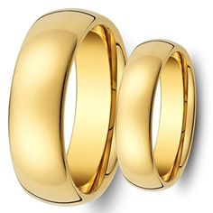His & Her's 8MM/6MM Tungsten Carbide Shiny Gold Classic Wedding Band Ring Set tungsten jeweler http://www.amazon.com/dp/B012UFI67Q/ref=cm_sw_r_pi_dp_kZqzwb1V6SBDG