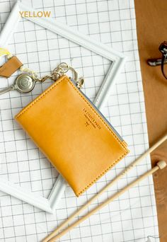 Sun dusted wallet