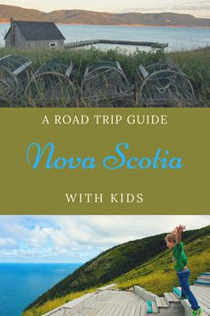 Nova Scotia is the perfect family vacation destination; it has beaches, a city, historic sites, national parks, and a variety of places to see wildlife.