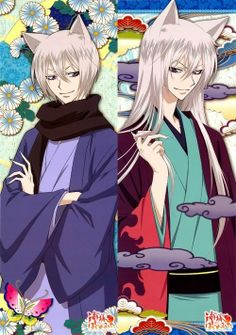 Tomoe kAMISAMA-Kiss In the English Dub anime he is voiced by the person who voiced Sebastian <3