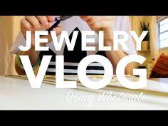 Jewelry Vlog, Doing Wholesale // Hannah Eleanor - http://www.wholesalejewelrycatalog.org/uncategorized/jewelry-vlog-doing-wholesale-hannah-eleanor/