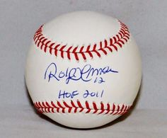 Roberto Alomar Signed Baseball, Autographed MLB Baseballs