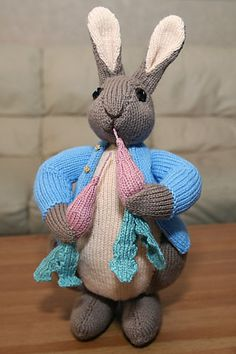 Knitting Pattern For Jeremy Fisher : Beatrix Potter Peter Rabbit, Jemima Puddle Duck and Jeremy Fisher by Alan Dar...