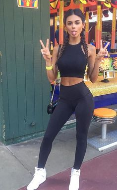 ❤ Prettyfitbox.com #leggings