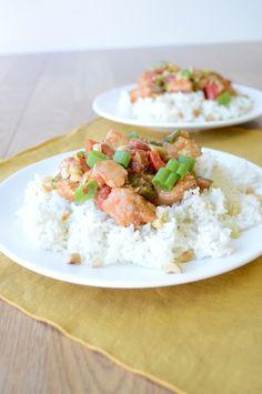 Szechuan Peanut Chicken