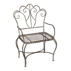 Armande Indoor/Outdoor Bistro Chair