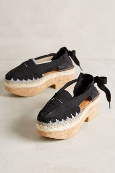 82e2e44c69b1 Naguisa Beribboned Sandals - anthropologie.com  anthroregistry Cute Sandals