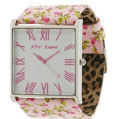 watch - Betsy Johnson  I Love this watch❤❤❤❤❤