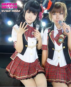 AKB48のcosplay