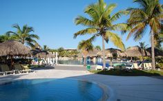 Leisure Resort Pool, Varadero, Cuba :)