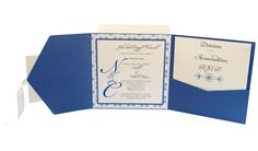Exquisite garden navy silver wedding invitation template ad1 people also love these ideas stopboris Images