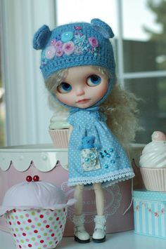 Blythe hat.  New English garden Collection by Lilleprincesse, €40.00