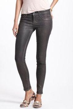 J Brand Coated Leggings