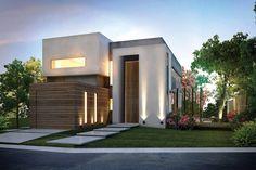 INARCH Arquitectura + Construcción - Casa estilo actual racionalista / Arquitectos - PortaldeArquitectos.com