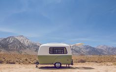 This California–Made Camper Is All You Need to Get Your Adventures Going - Dwell