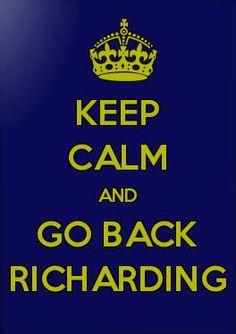 (1) Richard Armitage