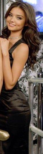 Miranda Kerr hair