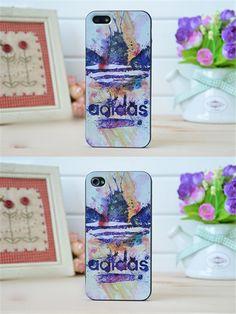 Adidas Klee bunte Malerei farbige design Handyhülle für iphone 4/5/6/6plus - VartisMedia.com