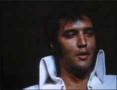 "Elvis - Las Vegas, August 1970 - Opening Night, ""That's The Way It Is""."