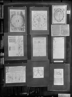 Mnemosyne: Meanderings through Aby Warburg's Atlas | Cornell University