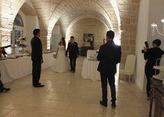 Matrimonio presso la Casina Calò a Casarano con la musica del gruppo musicale di Lecce, Paolo e Dalila Live