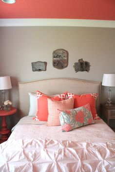 Bedroom // Home Decor // Interior Design // House // Apartment