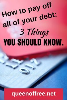 Working to pay off debt? Here are three things you should know about the process from someone who paid off $127K in 4 years.