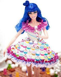 Cup Cake Barbie