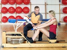 Water Rower Natural With Series 4 Monitor   #WaterRower #homegym