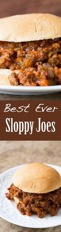 Best Ever Sloppy Joe