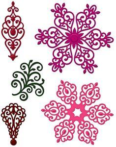Heartfelt Creations Arianna Lace