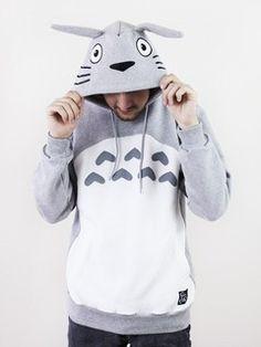 Totoro Jacket men   Gem Gem'd Ungem
