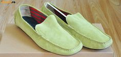 Pantofi Mocasini Barbati Primavara/Vara, Piele Intoarsa, usori. Marime 43 Contact 0757662907