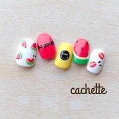 麻布十番cachette(カシェット)さんも使ってるネイルブック。毎日最旬新着ネイル続々♪流行のデザインが丸わかり!