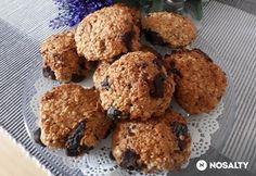 Fitt, Biscotti, Muffin, Paleo, Snacks, Cookies, Breakfast, Health, Recipes