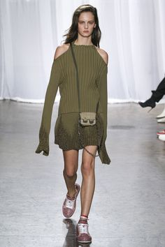 Zadig & Voltaire Spring 2018 Ready-to-Wear Collection Photos - Vogue